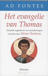 Evangelie van thomas  POD