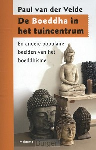 Boeddha in het tuincentrum