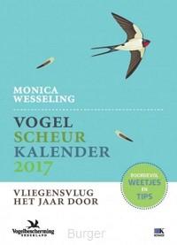 Vogelscheurkalender 2017