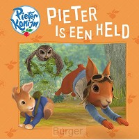 Pieter is een held