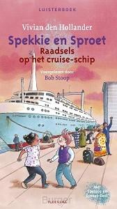 Spekkie en Sproet: Raadsels op het cruise-schip  luisterboek