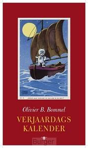 Olivier B. Bommel verjaardagskalender