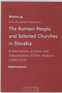 Romani people and selected churches in