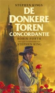 Stephen Kings Donkere Toren Concordantie