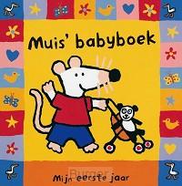 Babyboek van muis