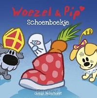 Woezel & Pip - Schoenboekje set 10 ex.