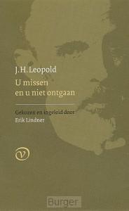 U missen en u niet ontgaan (Erik Lindner ed.)