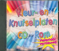 Cd-rom kleur en knutselplaten 2