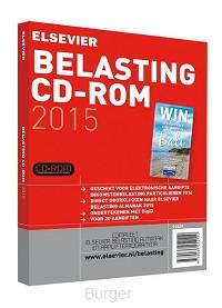 Elsevier Belasting CD-ROM 2015