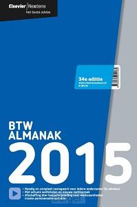 BTW almanak / 2015