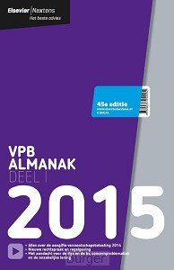 VPB almanak / 2015 deel 1