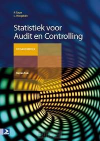 Statistiek voor audit en controlling / 3e druk / deel Opgaven
