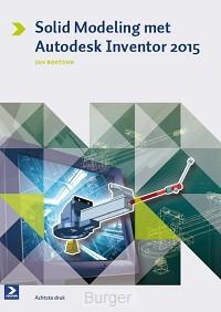 Solid modeling met Autodesk Inventor / 2015