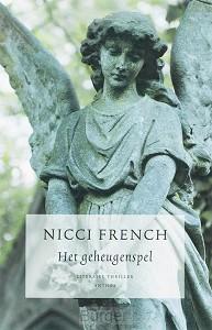 Het geheugenspel (1) 10 jaar Nicci French