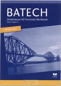 Batech 2 VMBO-KGT werkboek, katern 1 & 2