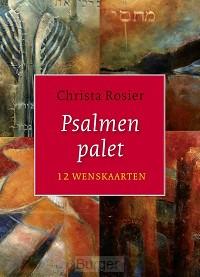 Psalmenpalet wenskaarten