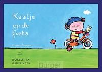 Voorlees- en vertelplaten Kaatje op de fiets