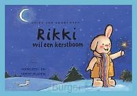 Vertelplaten Rikki wil een kerstboom