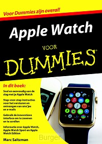 Apple Watch voor Dummies