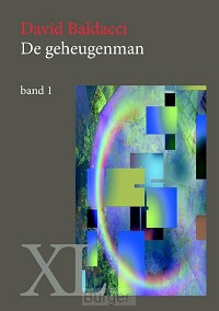 Amos Decker De geheugenman - grote letter uitgave