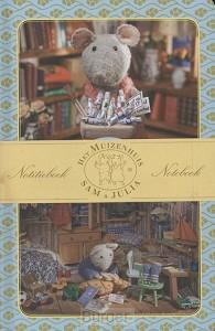 Het Muizenhuis, Shabby & sjiek Muizenhuis notitieboek