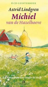 Michiel van de Hazelhoeve, luisterboek, 6 cd's voorgelezen door Sander de Heer