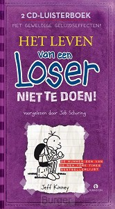 Het leven van een Loser - Niet te doen! luisterboek, 2 CD's