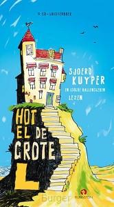 Hotel de grote L, luisterboek 5 CD's voorgelezen door Sjoerd Kuyper en Isolde Hallensleben