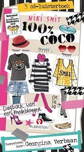 100% Coco - Dagboek van een modeblogger, Luisterboek 3 CD's