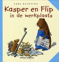 Kasper en flip in de werkplaats