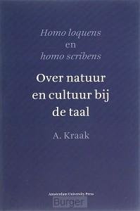 Homo loquens en homo scribens