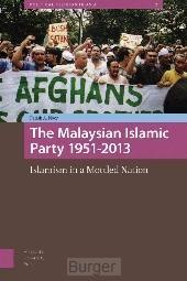 The Malaysian Islamic party PAS 1951-2013