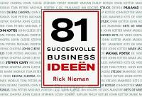 81 succesvolle businessideeen