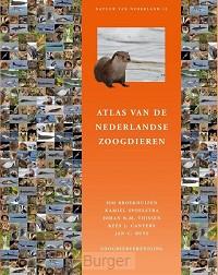 Atlas Nederlandse zoogdieren - Nederlandse fauna