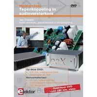 DVD Masterclass Tegenkoppeling in audioversterkers