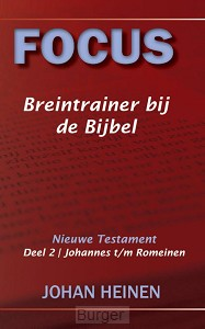 Focus Breintrainer bij de Bijbel - nieuwe testament / 2