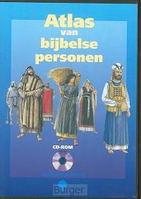 Cd-rom atlas van bijbelse personen