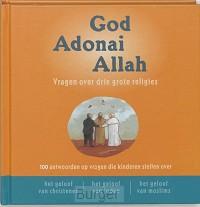 God Adonai Allah (HEEFT NIEUW ISBN)