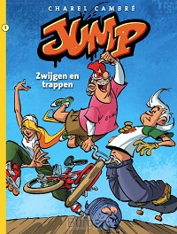 Jump 1 Zwijgen en Trappen