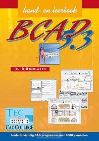 BCAD 5.3, CD-ROM EN LEERBOEK