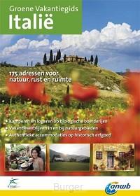 De groene vakantiegids Groene Vakantiegids  Italië