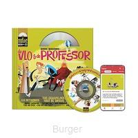 Heerlijke Hoorspelen: De Vlo en de Professor + CD