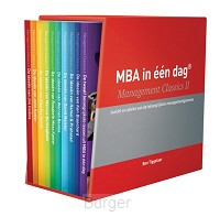 MBA in een dag - Management Classics II