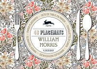 WILLIAM MORRIS - PLACEMAT PAD