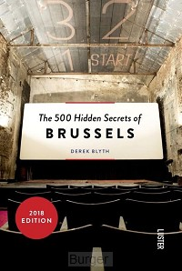 500 HIDDEN SECRETS OF BRUSSELS