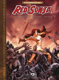 Heroic Fantasy Collection Red Sonja 4 Zielloos