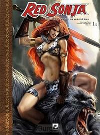 Red Sonja 1, Koningin van de IJswoestenij