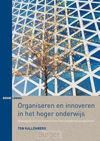 Organiseren en innoveren in het hoger onderwijs