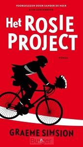 Het Rosie project, Luisterboek 8 CD's voorgelezen door Sander de Heer