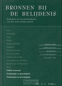 Bronnen bij de Belijdenis / 4